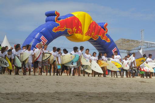 Red Bull Heli Surf