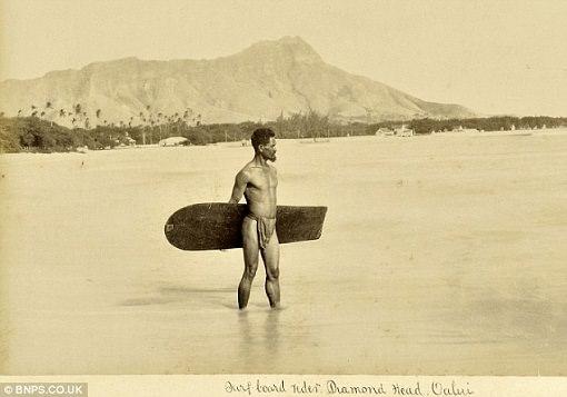 Первая серф-фотография в истории