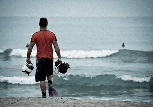 «На волне» — первый российский фильм о серфинге