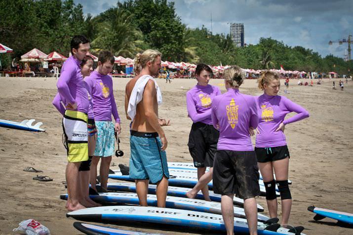 Майский Surf Van Сamp