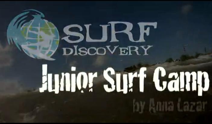 Junior Surf Camp. Видео