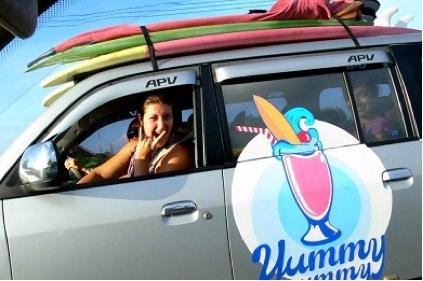 Внимание! Yummy Yummy Surf Camp