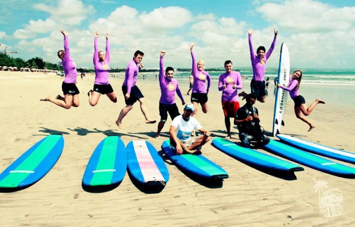 SurfVanCamp - воспоминания, откровения, чувства...