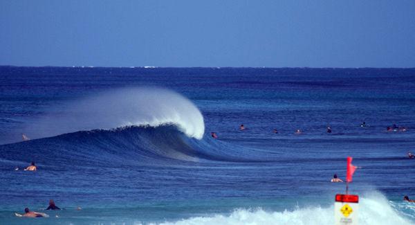Заметки о Гаваях, часть вторая, North Shore