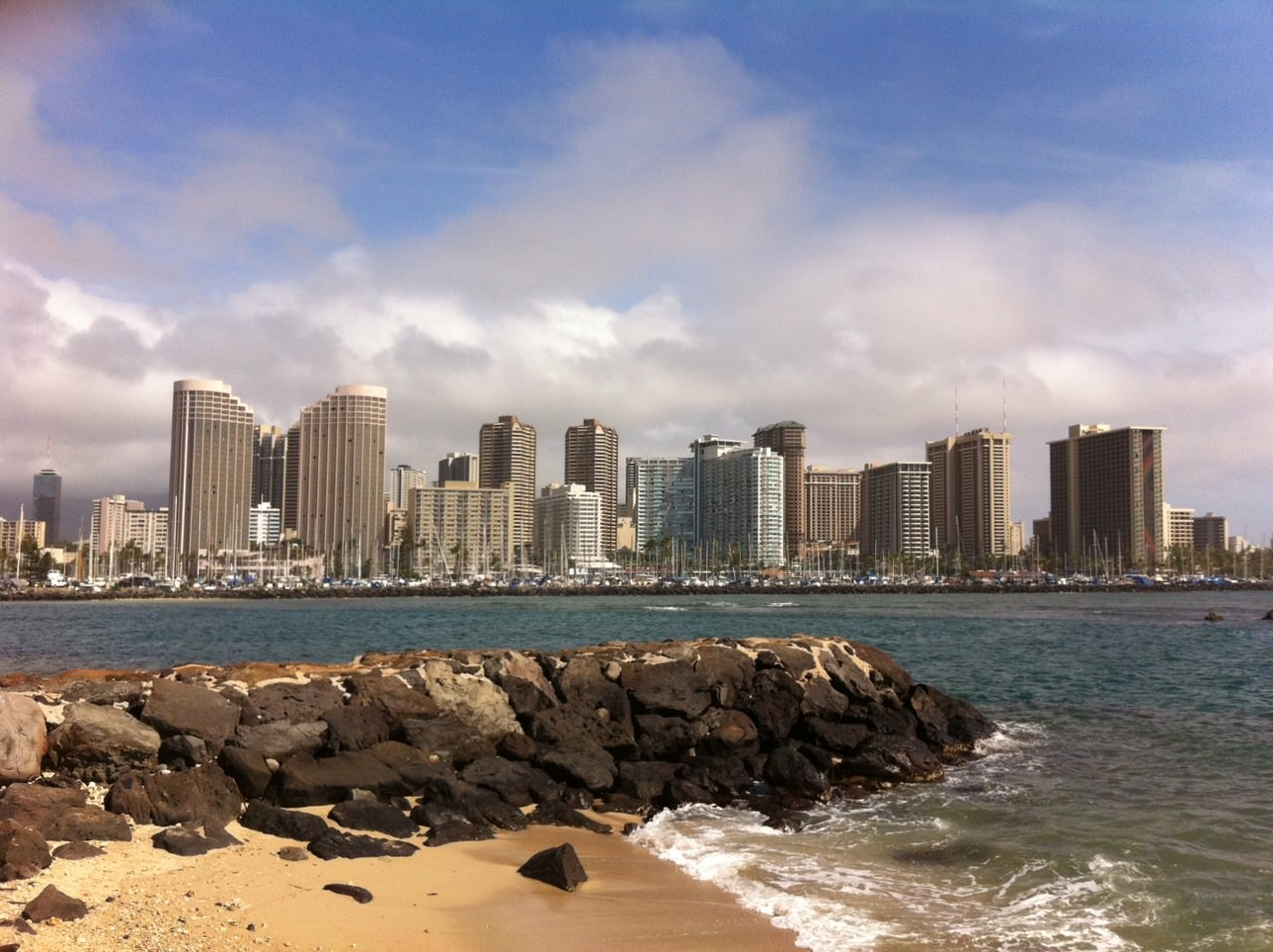 Заметки о Гаваях