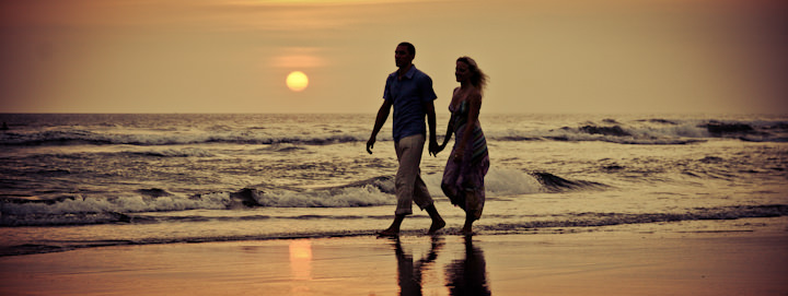 Ocean, be my Valentine