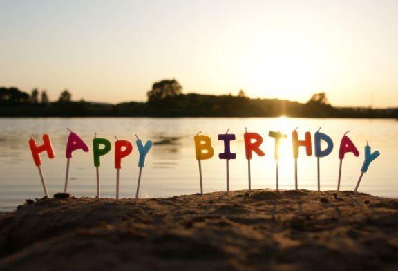 Happy-happy birthday!
