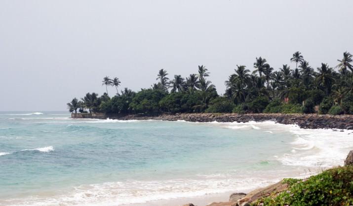 Пляжи Шри-Ланка