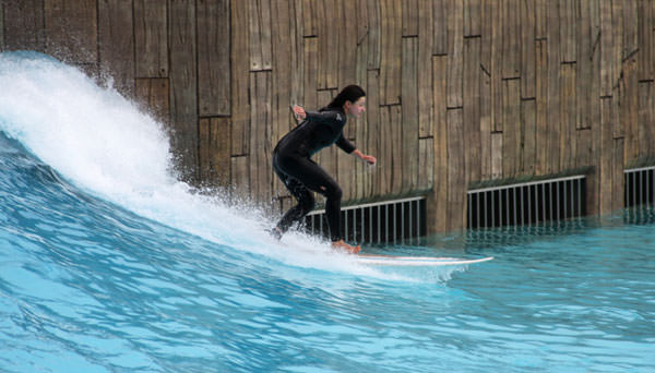 Surf Discovery в Siam Park