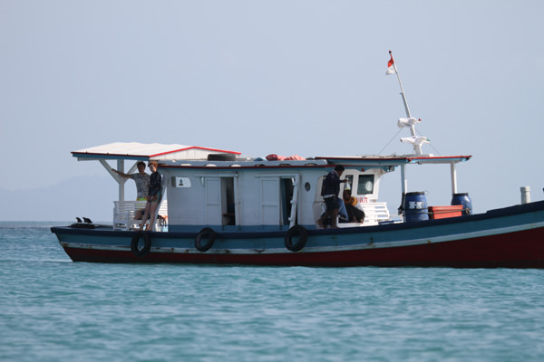 ЖИзнь на яхте