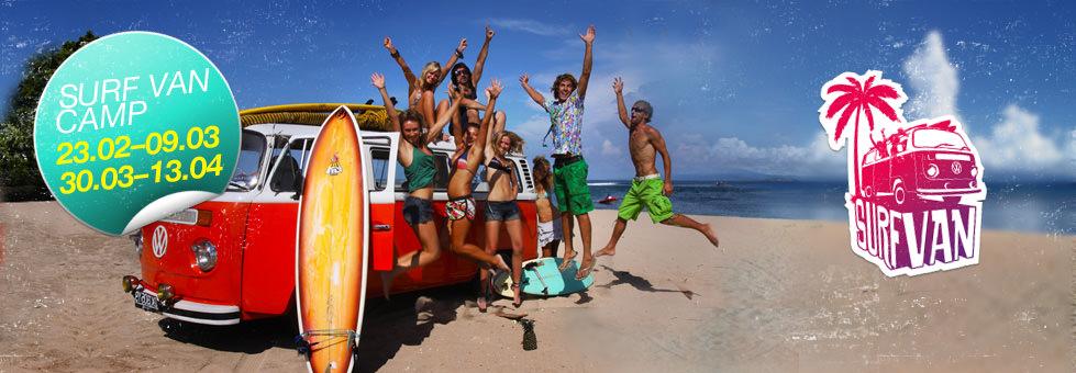 «Попробуй мечту на вкус» — кино о серфинге от SurfVan