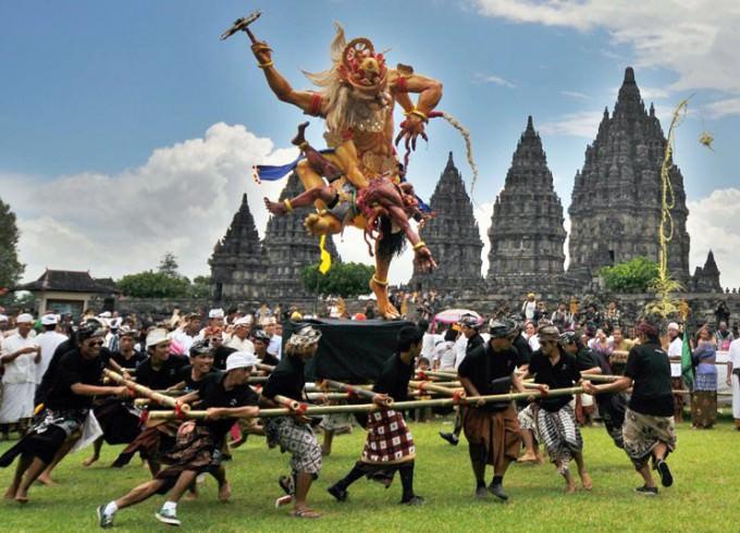 nyepi day Bali