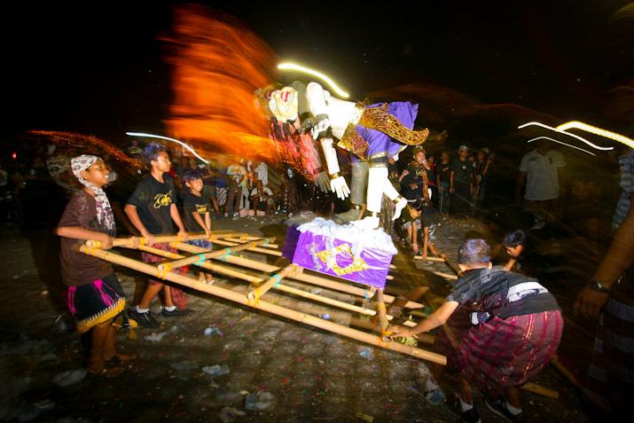 Балийский Новый Год или День Тишины