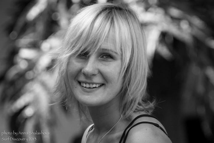 Таня SurfDiscovery