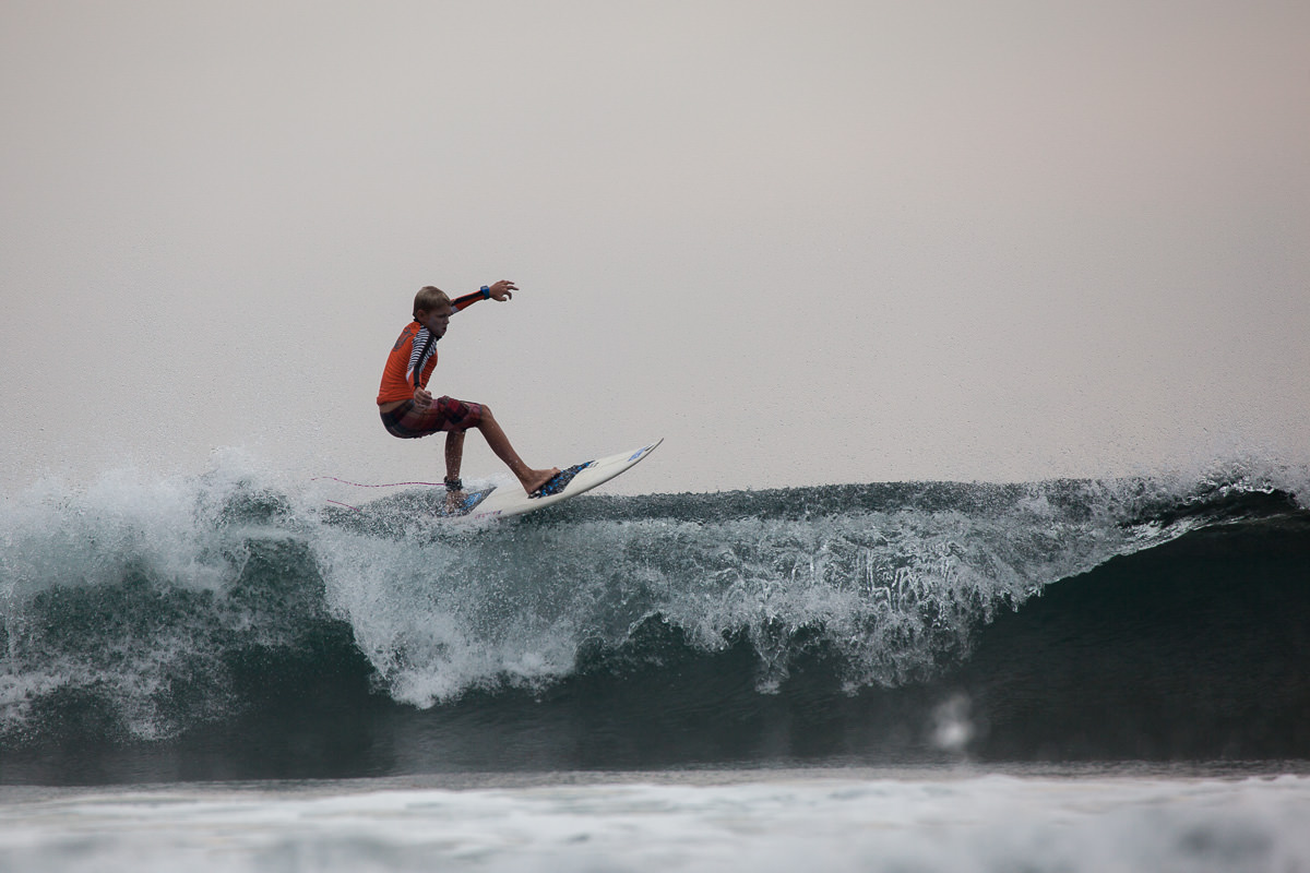 Никита Авдеев о сёрфинге на Филиппинах.