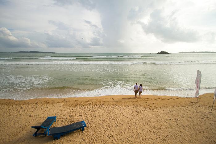 Волны на Шри-Ланке