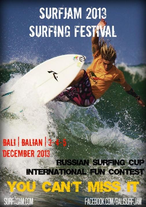 SurfJam 2013