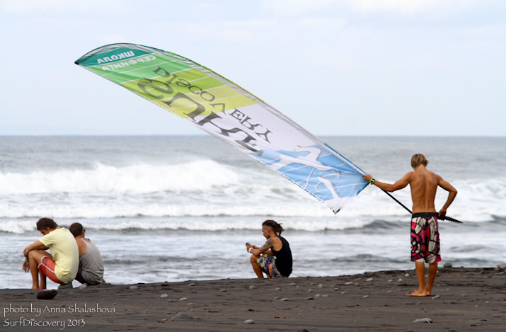Подготовка к SurfJam