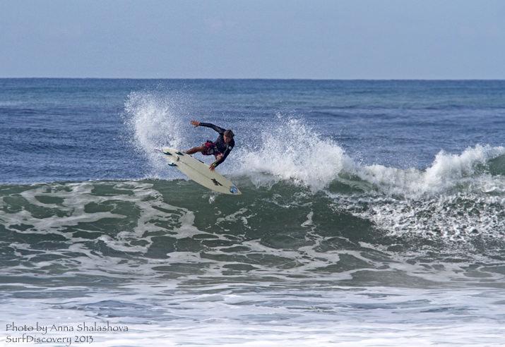 SurfJam 2013 — шортборд.