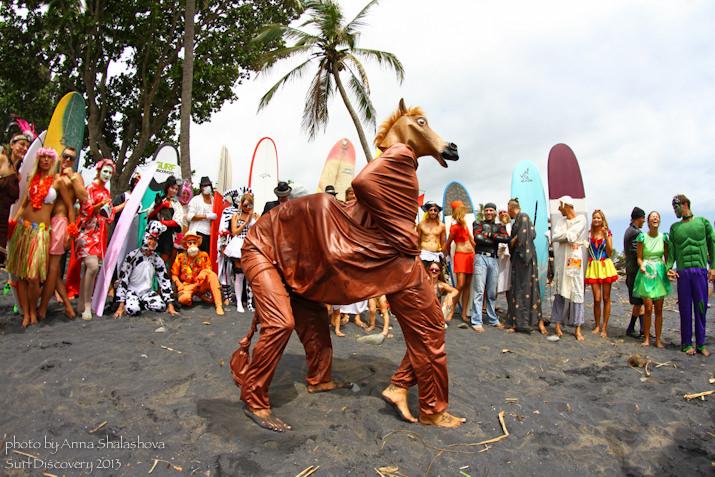 Surf Jam 2013 — fun contest!