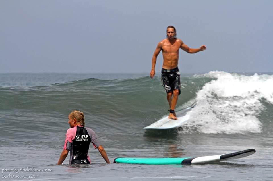 Новогодние каникулы в SurfDiscovery.