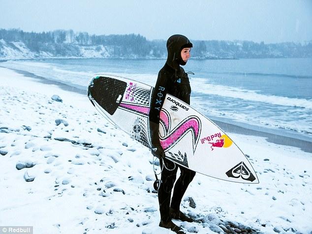 Как выбрать гидрокостюм для сёрфинга.
