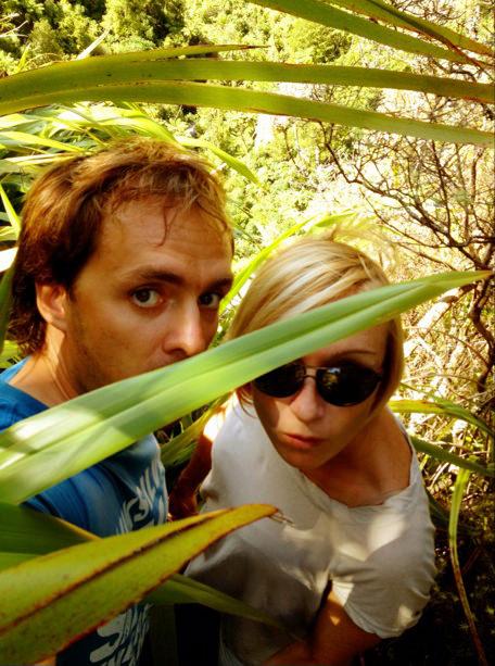 Маша и Женя