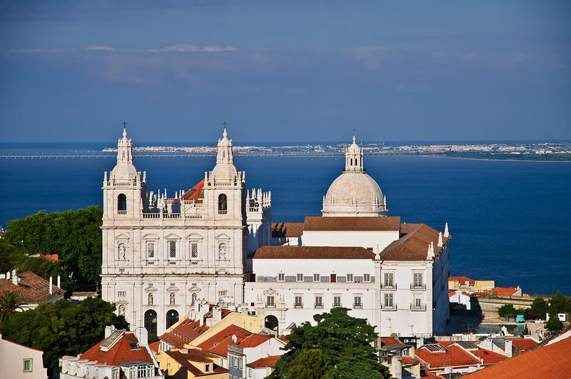 церковь в Лиссабоне