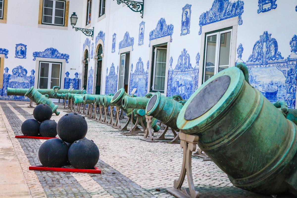 музей военного искусства в Лиссабоне