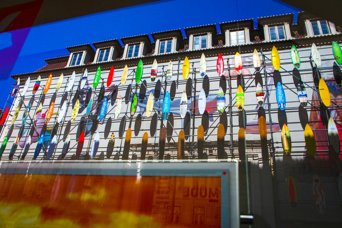 музей современного искусства в Лиссабоне
