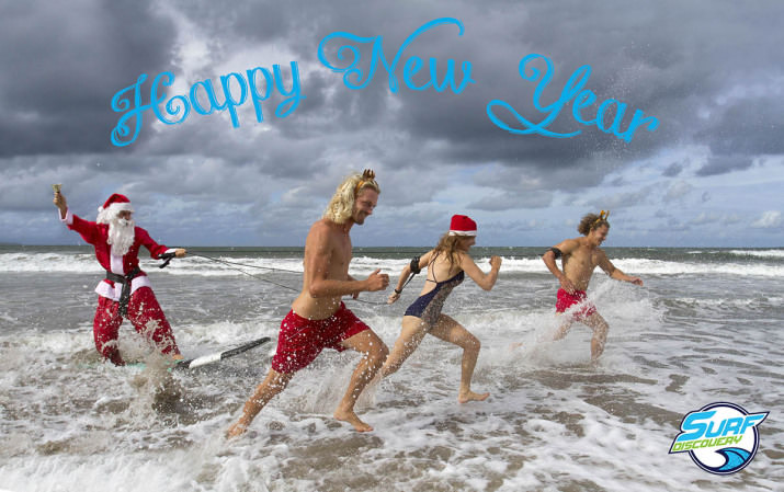 surfing new year