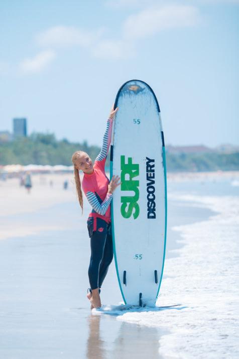 Серфинг - это счастье