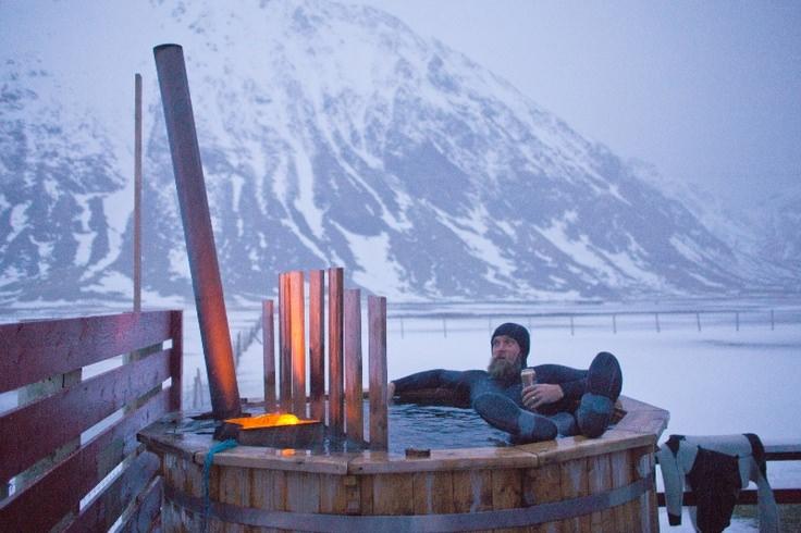 Keith Malloy, Norway 2012