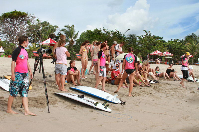 MISS FLAMMABLE SURF CAMP