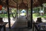 Зона отдыха нашего кемпа Mentawai