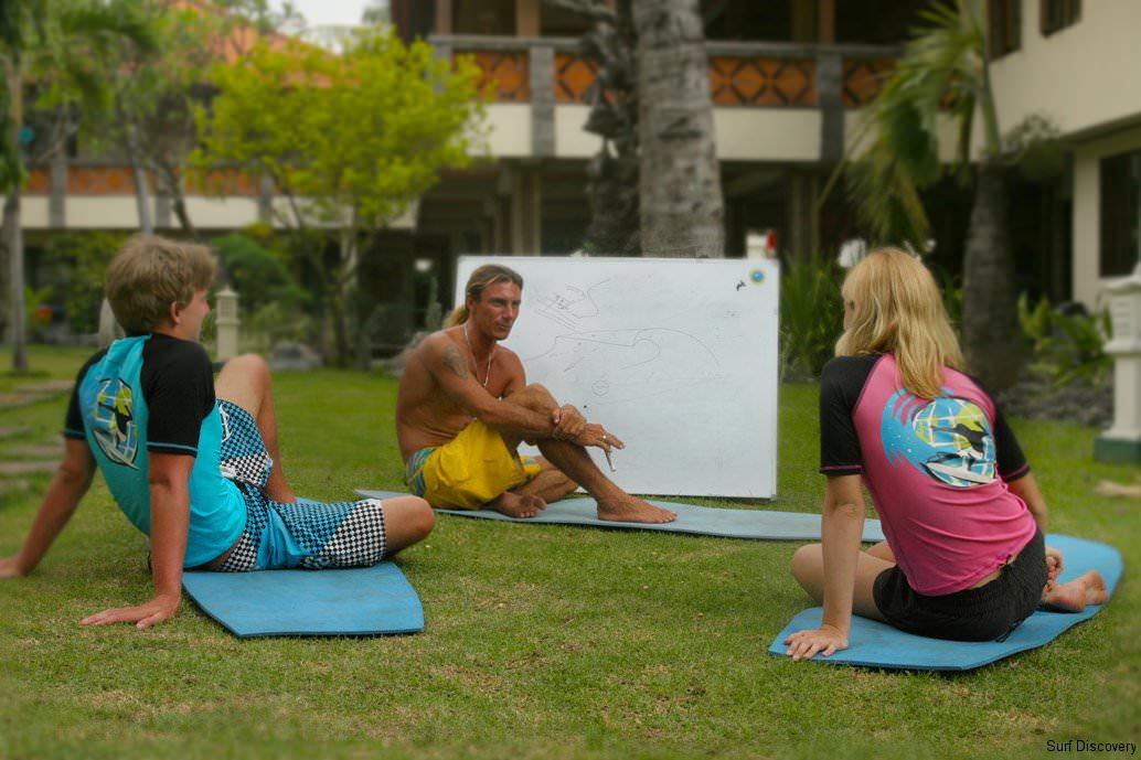 Один урок серфинга