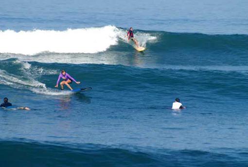 Отчет о прошедшем на Бали Surf Van Camp