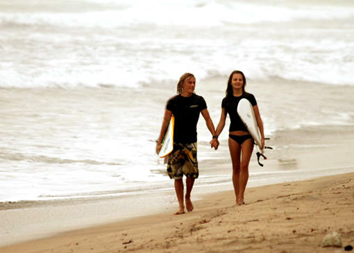 Для влюблённых… в серфинг