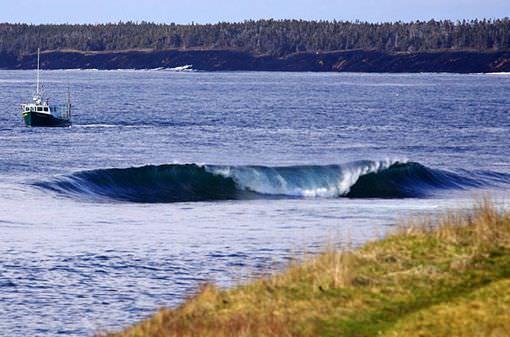 Восточное побережье Канады