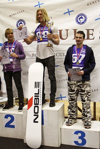 Петр Тюшкевич чемпион России