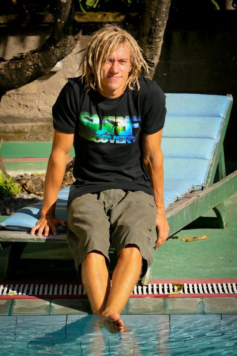 Новые футболки Surfdiscovery