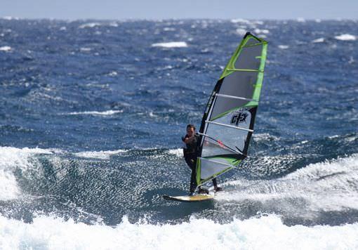 Тенерифе – одно из ветренных мест Канарских островов и Атлантического побережья