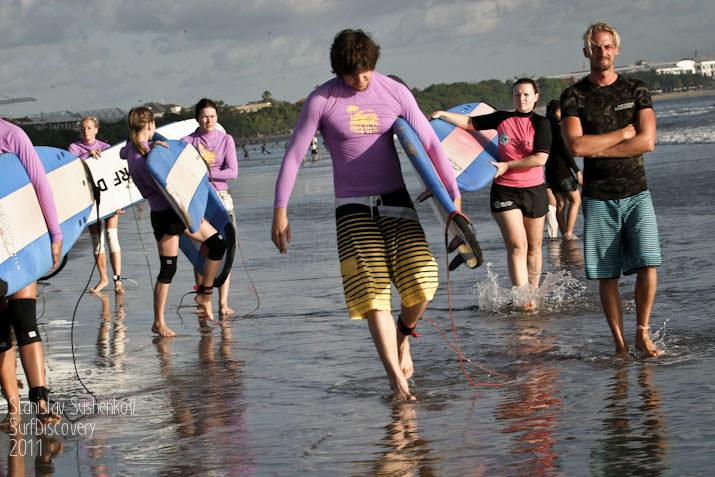 Стартанул Surf Van Camp