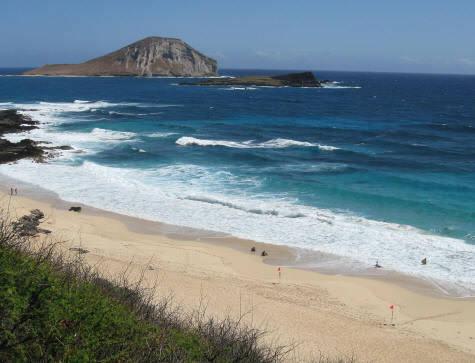 Заметки о Гаваях, часть третья, West Shore