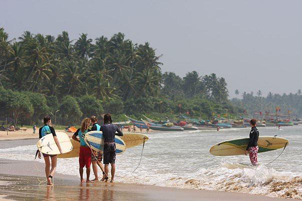 Зимние каникулы на Шри-Ланке