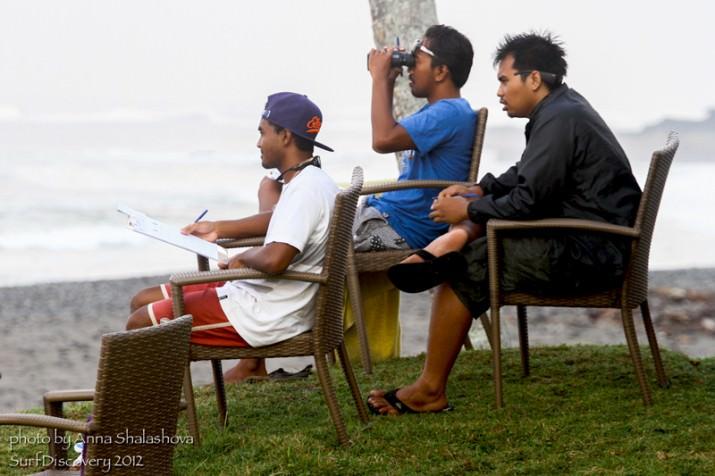 SurfJam 2012 - Шорт борд!