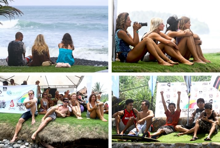 SurfJam 2012 - Лонг борд!
