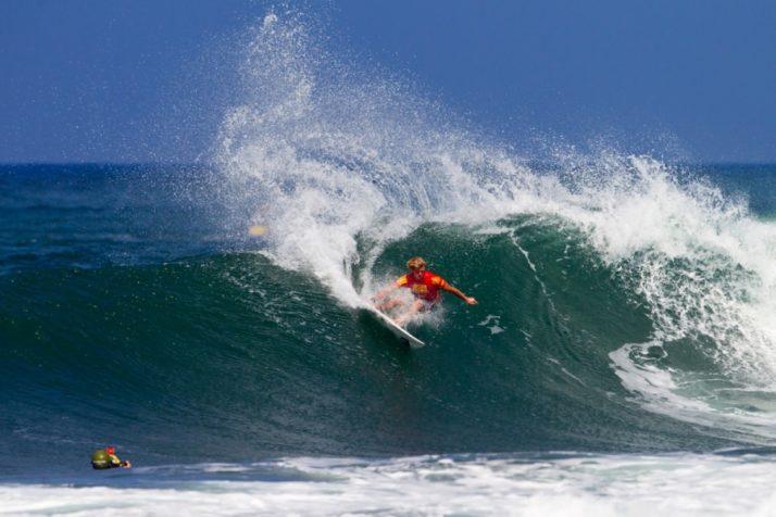 Результаты Reef Hawaiian Pro 2012 + Фото