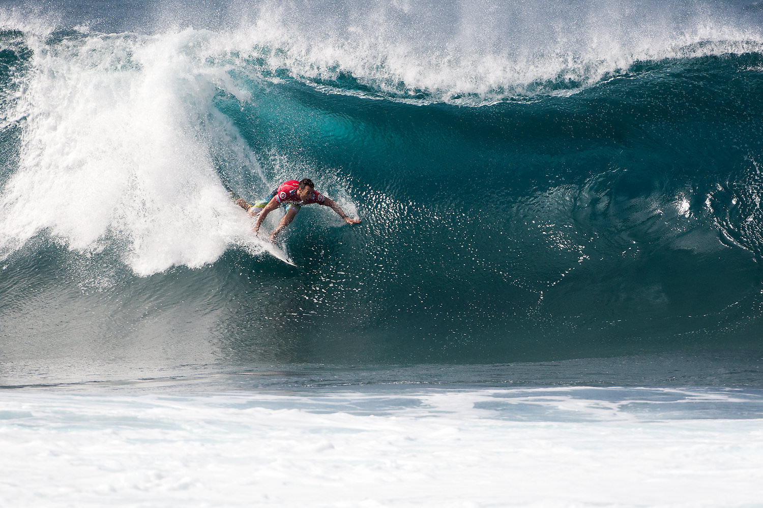 Результаты Billabong Pipe Masters 2012 + Фото