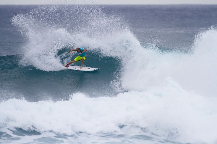 Результаты Vans World Cup of Surfing 2012 + Фото